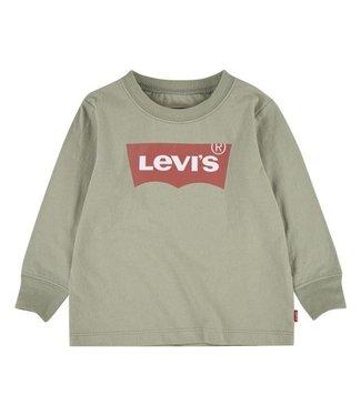 Levi's Levi's baby boy longsleeve green  8646-E4l
