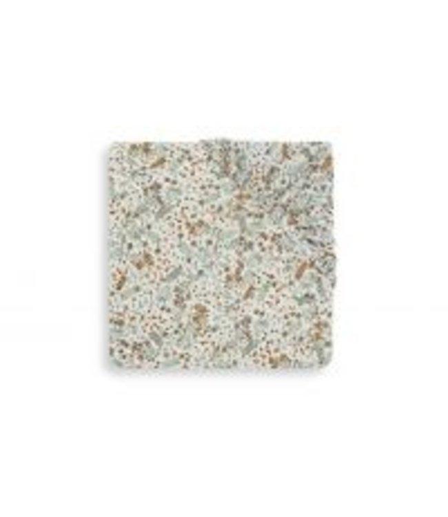 Jollein Jollein Hoeslaken Ledikant Jersey 60x120cm - Bloom 511-507-65348