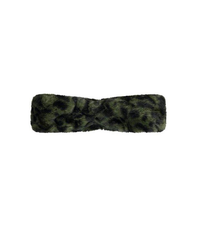 Like Flo Flo girls imi fur headband army