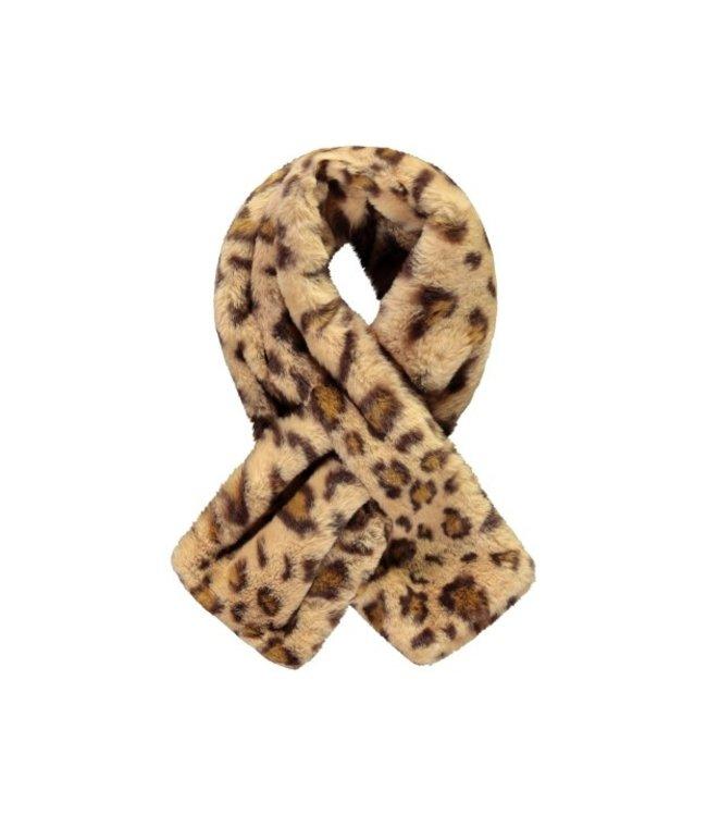 Like Flo Flo baby girls fur scarf double layer