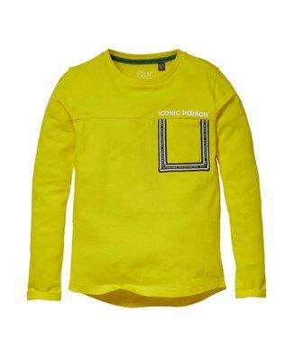Quapi QUAPI KANE W211 LONGSLEEVE Yellow