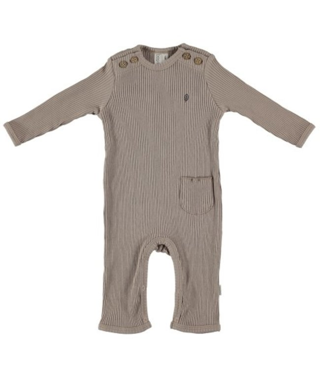 Bess Bess organic  Suit Rib Sand BO3005-050