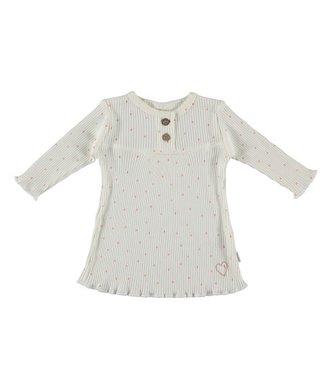 Bess Bess organic  Dress Dots Dessin BO3013-016