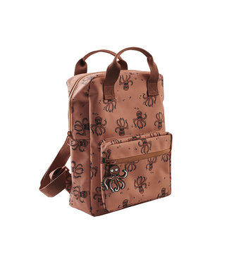 Z8 Z8 Kids Unisex Backpack Algemeen Octopus