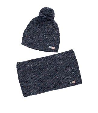 B.Nosy B-nosy Boys hat + neckwarmer Y107-6917 146