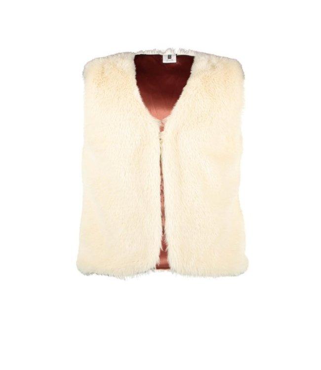 B.Nosy B-nosy Girls teddy gilet Cotton Y108-5020 012
