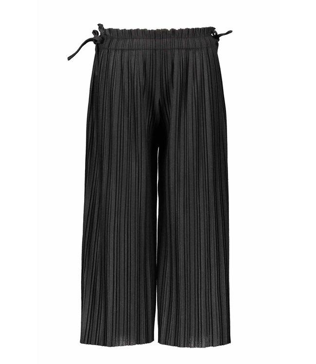 B.Nosy B-nosy Girls plissé palazzo pants Black Y108-5620 099