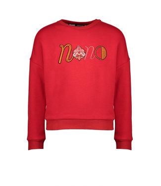 NoNo Nono Kessa sweater artwork on chest Red Velvet Cake