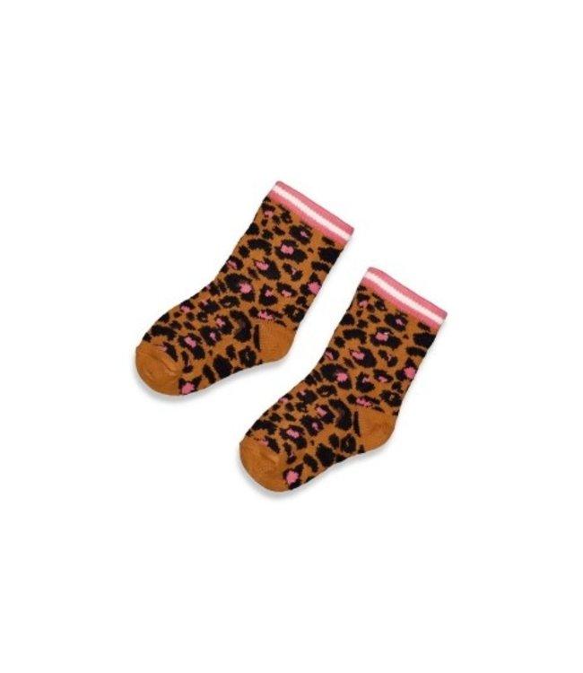 Feetje Feetje Sok - Forever Wild Geel 50400171