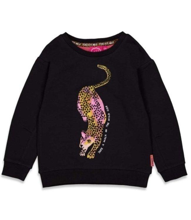 Jubel Jubel Sweater - Forever Wild Zwart 91600301