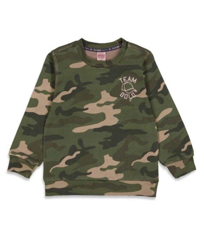 Sturdy Sturdy Sweater AOP - Press And Play Army 71600465