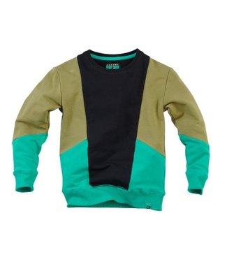 Z8 Z8 Kids Boys Davino Sweaters Misty moss