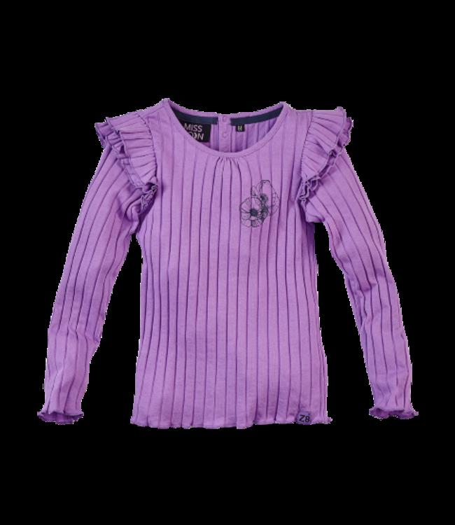 Z8 Z8 Kids Girls Zazu Long sleeves Purple power
