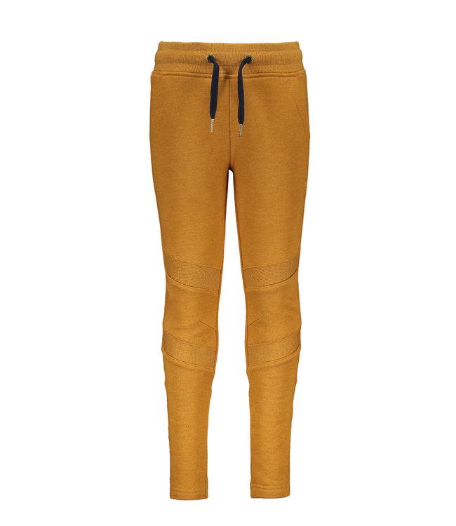 Like Flo Flo boys sweat pants rib details camel