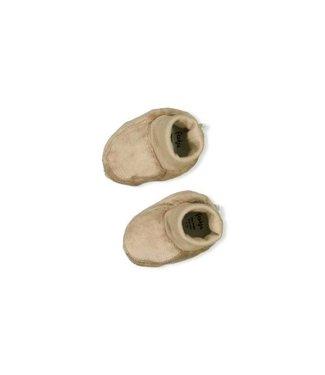 Feetje Feetje Slofje - Little Croissant Zand 52900047