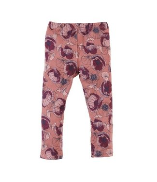 Z8 Z8 Mini Girls Legging Vixie Red rust/AOP
