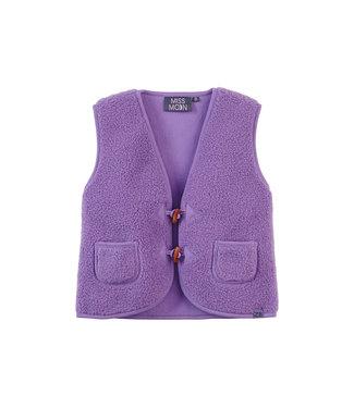 Z8 Z8 Kids Girls Angie vestje Purple power