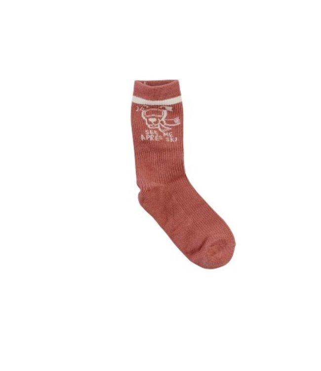 Z8 Z8 Kids Boys Scooby Sokken Red rust
