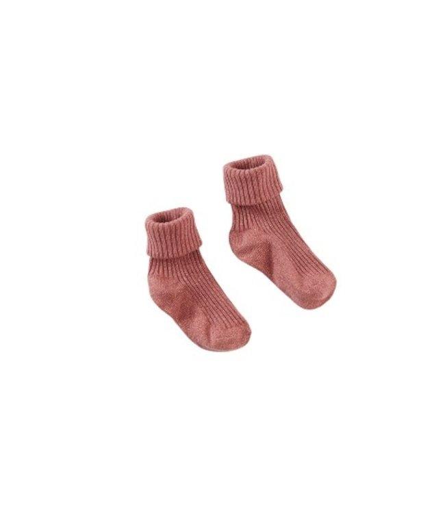 Z8 Z8 Mini Girls Sokken Georgina Red rust