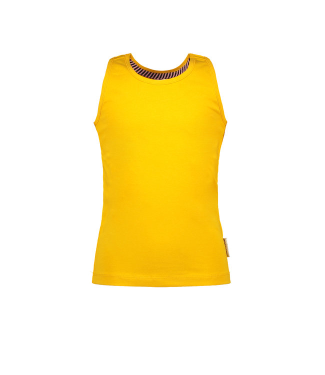 B.Nosy B-nosy Girls tanktop Saffron Y108-5485 523