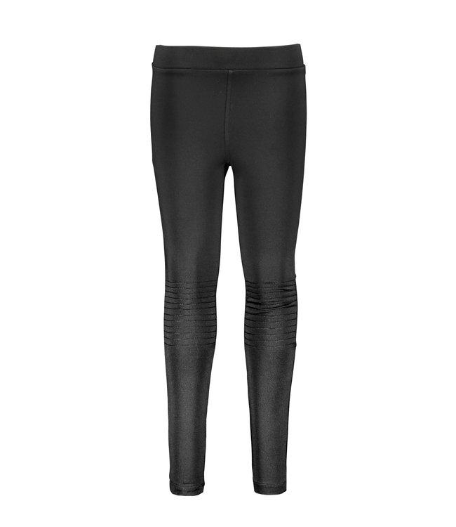 B.Nosy B-nosy Girls fake leather legging Black Y108-5540 099
