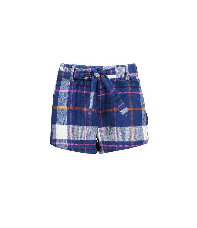 B.Nosy B-nosy Girls tough check shorts tough check lake Y108-5642 195