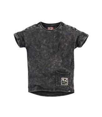 Z8 Z8 Kids Boys Olly Sweaters Stonewash black