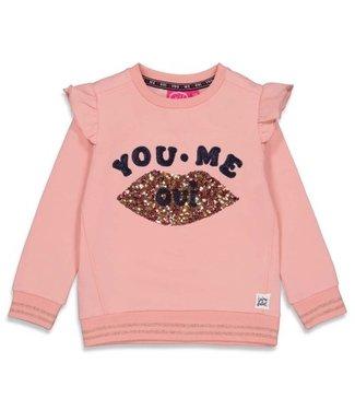 Jubel Jubel Sweater - Club Amour Roze 91600292