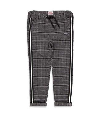 Sturdy Sturdy Geruite broek - On A Roll Zwart 72200165