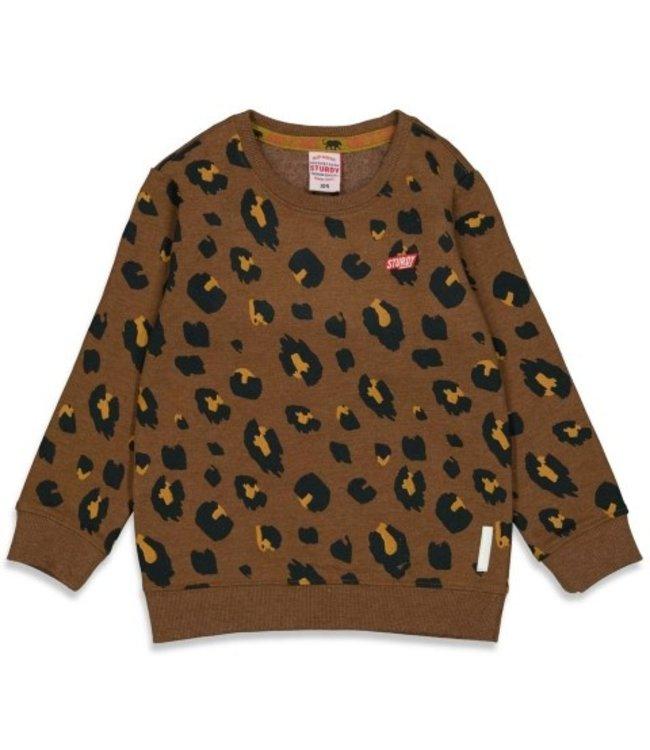 Sturdy Sturdy Sweater AOP - On A Roll Bruin 71600445