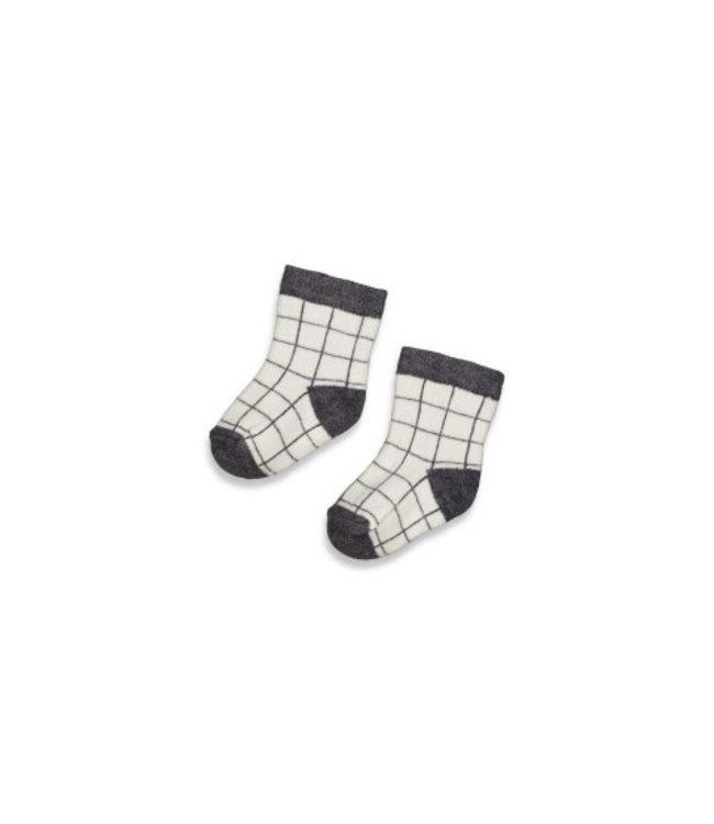 Feetje Feetje Sok - Griddly Bear Offwhite 50400162