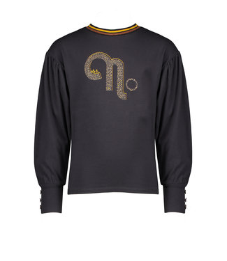 NoNo Nono Kisou l/sl tshirt with fancy puffy sleeve and No artwork phantom