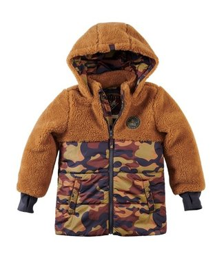 Z8 Z8 Kids Boys Drake Winterjassen Gingerbread