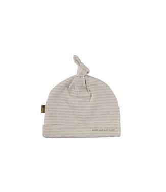 Bess Bess Hat Striped Off White 21243-034