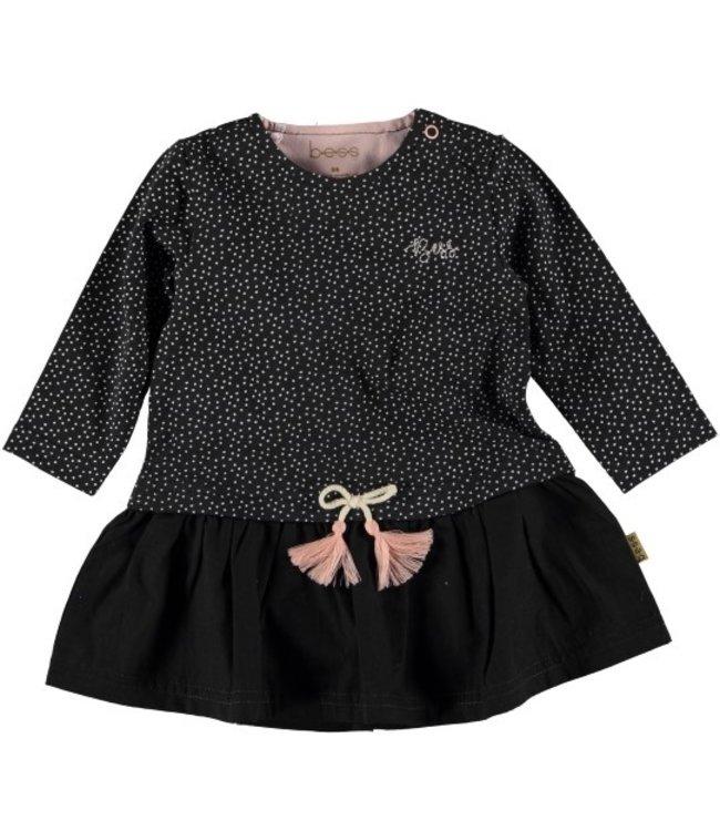 Bess Bess Dress AOP Dots Dessin 21239-016