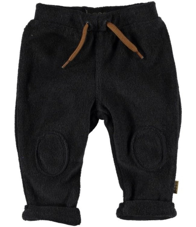 Bess Bess Pants Terry Anthracite 21229-003