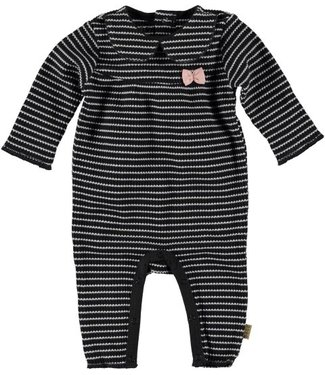 Bess Bess Suit l.sl. Striped Bow Anthracite 21223-003