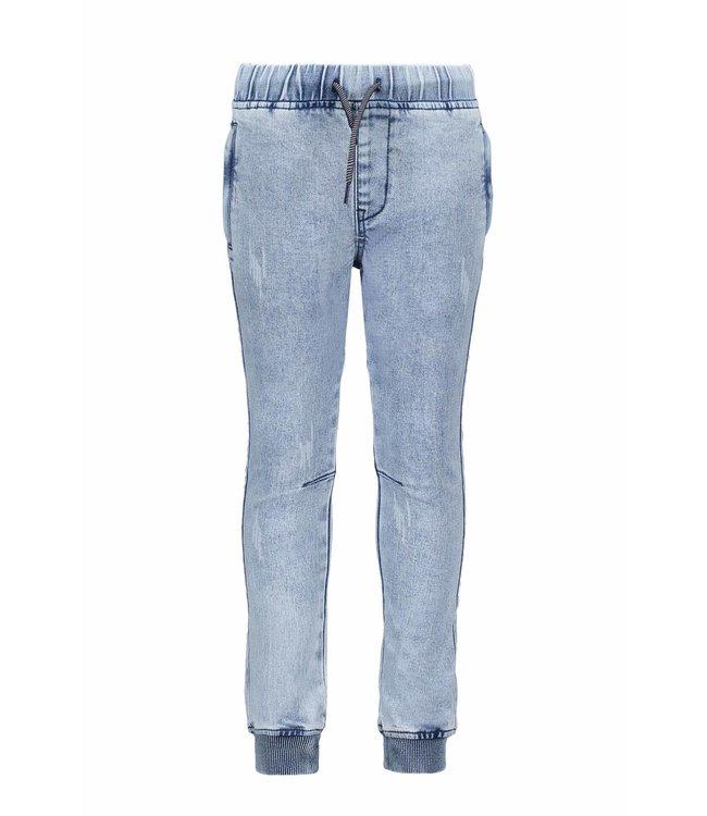 B.Nosy B-nosy Boys denim pants with elasticated wb and hem soft pink Y109-6631 169