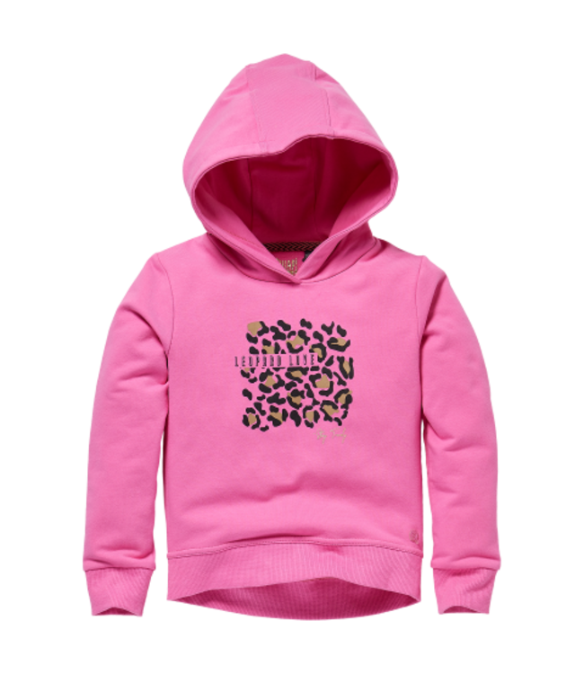 Quapi QUAPI KERIN W214 SWEATER Pink Candy