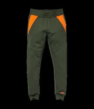 Quapi QUAPI KOERT W214 jog broek Green Dark