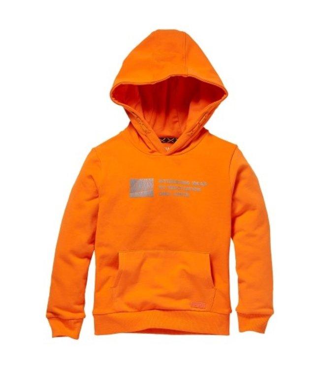 Quapi QUAPI KNOX W214 SWEATER Orange Warm