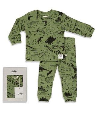 Feetje Feetje Dino Drew - Premium Sleepwear by FEETJE ARMY 505.00053 330