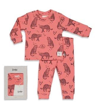 Feetje Feetje Roarr Ruby - Premium Sleepwear by FEETJE ROZE 505.00051 150