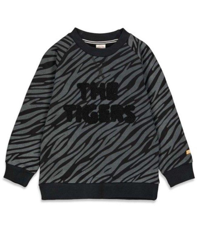 Sturdy Sturdy Sweater - Wild Things Antraciet 71600457
