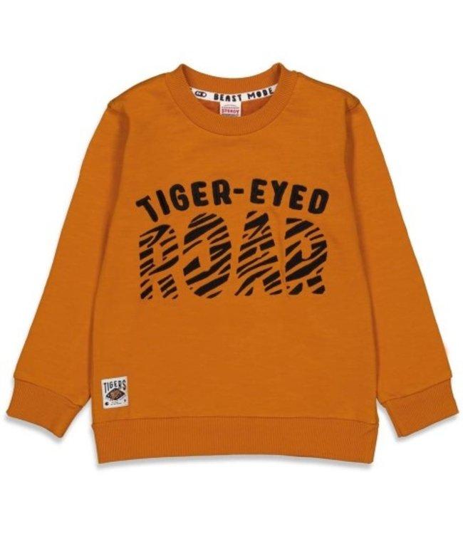 Sturdy Sturdy Sweater Roar - Wild Things Okergeel 71600459