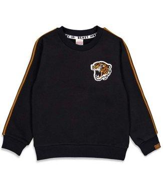 Sturdy Sturdy Sweater Tiger - Wild Things Zwart 71600461