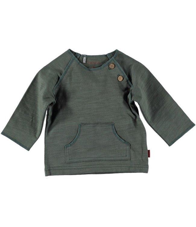 Bess Bess Shirt Pocket Teal 21266-031