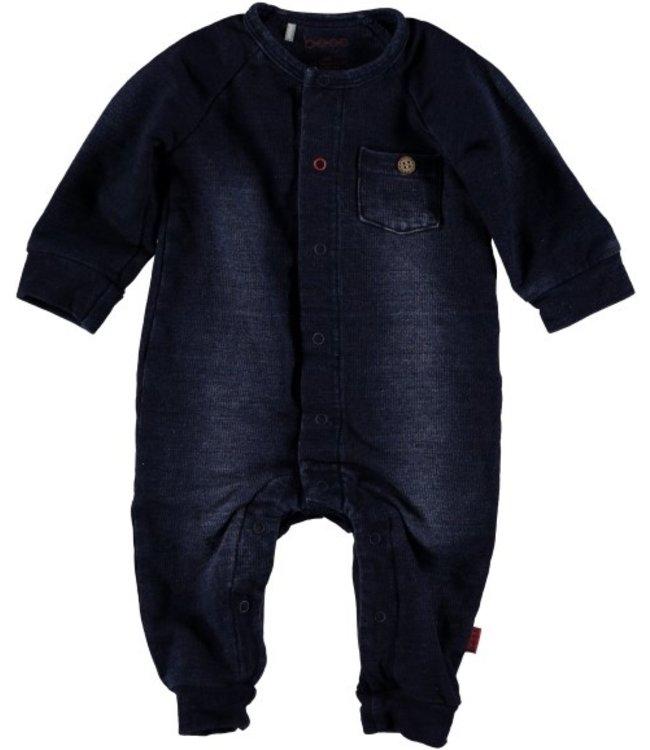 Bess Bess Suit Jogdenim Dark Wash 21282-022