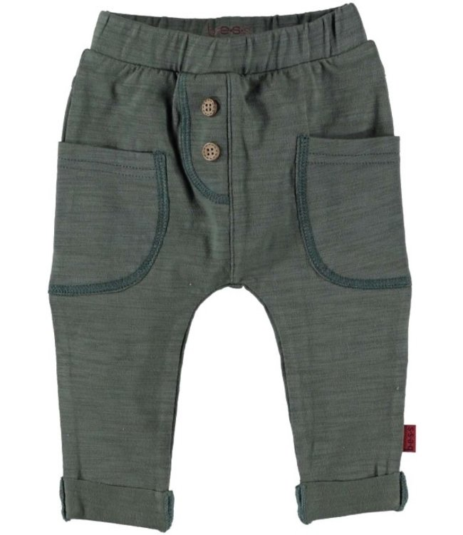 Bess Bess Pants with Pockets Teal 21290-031