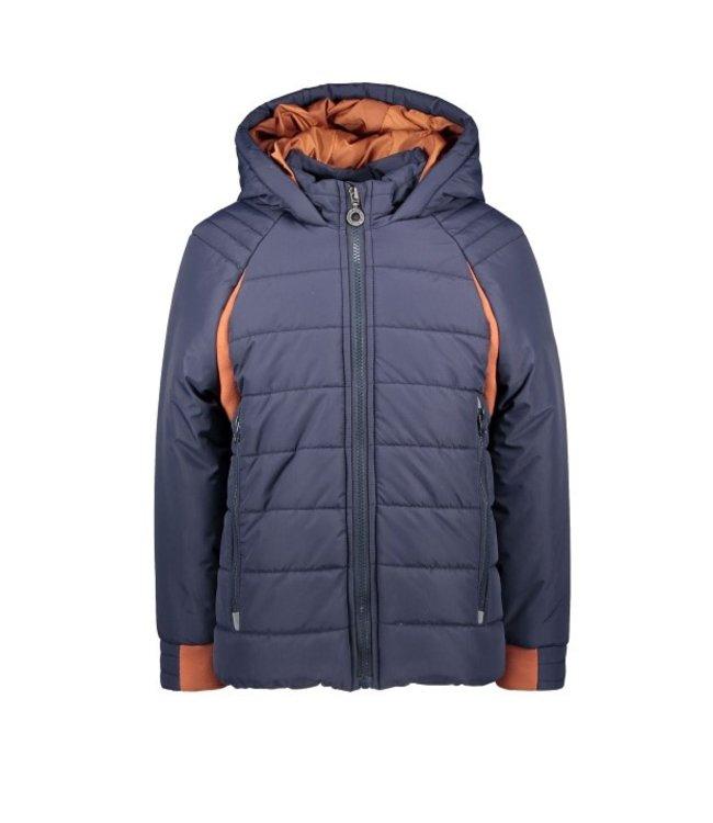 B.Nosy B-nosy Boys ribstop jacket with contrast Y107-6210 129